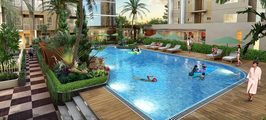 Apartment Vida View. (VIDAVIEWMAKASSAR.COM)
